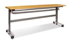 H형 연수용/수강용테이블 A-type(가림판무)
