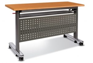 H형 연수용/수강용테이블 A-type(가림판유)