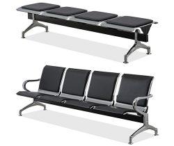 그랜드장의자 4인 로비의자 대기용의자 대기실의자 휴게실의자 장의자